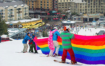 Gay Whistler WinterPRIDE