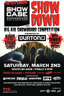 Showcase Showdown Banner