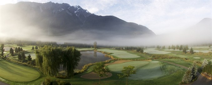 Big Sky Golf Pemberton BC Canada