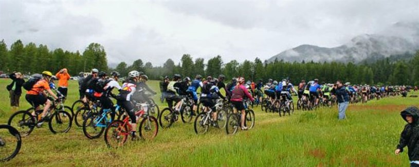 Nimby Fifty Mountain Bike Race