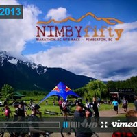 2013 NIMBY fifty XC MTB Race Video