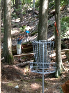 Disc Golf Course 2