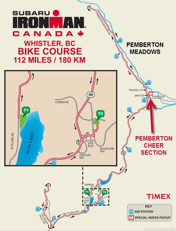 Subaru IRONMAN® Canada 2013 | Whistler + Pemberton BC