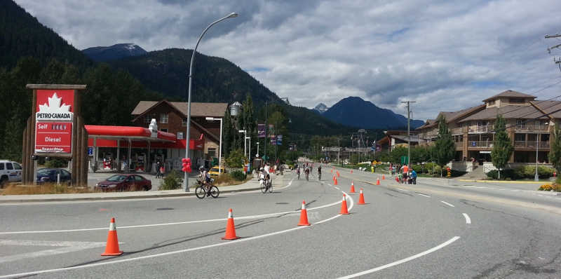 Pemberton Opens Season for Road Cycling and Triathalon Training