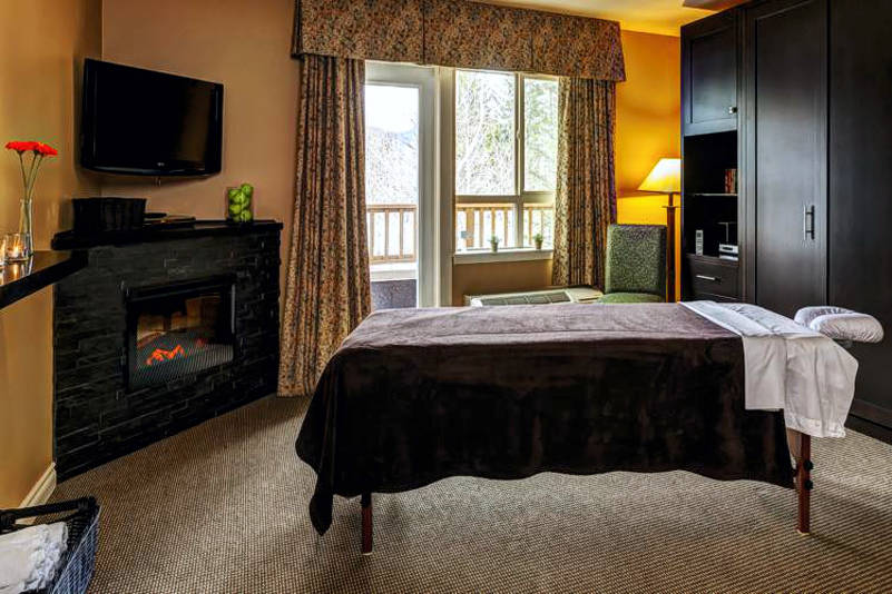 Pemberton Hotel Massage Suite