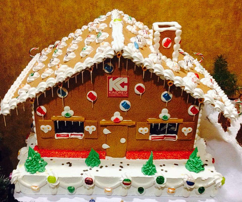 2013 Gingerbread Project 1