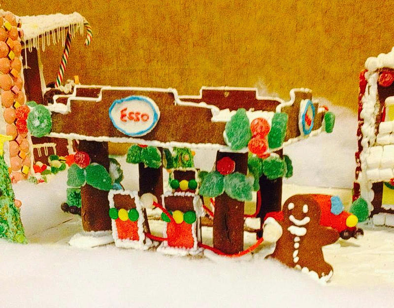2013 Gingerbread Project 2