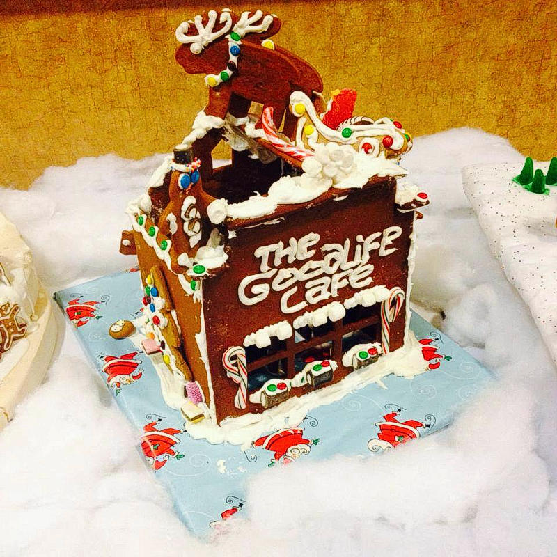 2013 Gingerbread Project 3