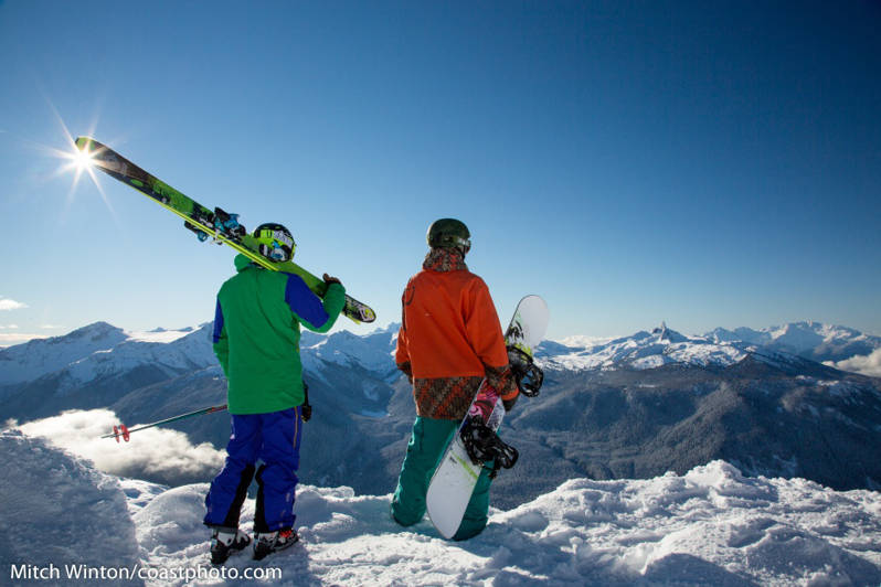 Whistler Blackcomb Skiing 3