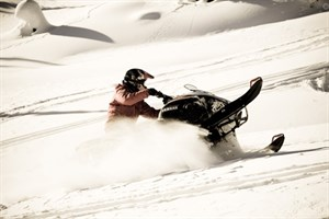 Snowmobile Pemberton