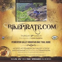 Pemberton Valley Mountain Bike Trail Guide Bike Pirate Book Launch