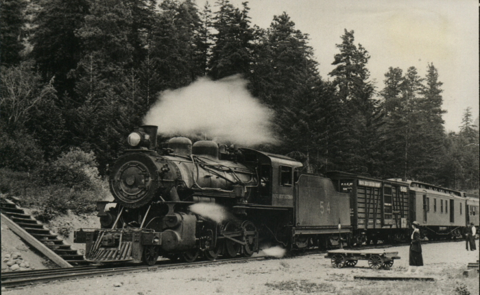 Railroad Pemberton