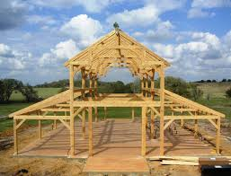 Pemberton Timber Frame