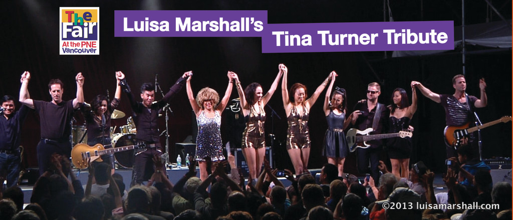 Luisa Marshall Tribute to Tina Turner
