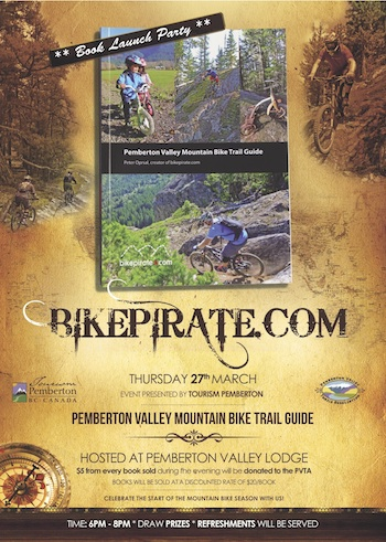 Pemberton Valley Mountain Bike Trail Guide