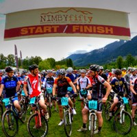 Nimby Fifty Bike Race