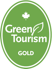 Green Tourism Canada Gold