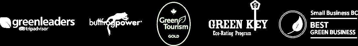 Pemberton Valley Lodge Green Hotel Initiatives