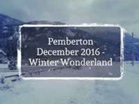 Pemberton Winter Wonderland