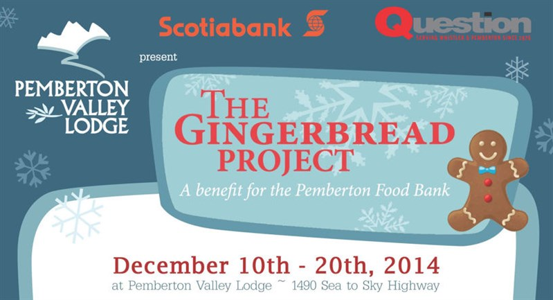 2014 Pemberton Gingerbread Project