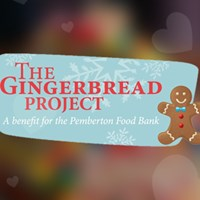 Pemberton Gingerbread Project 2015: Thank You!