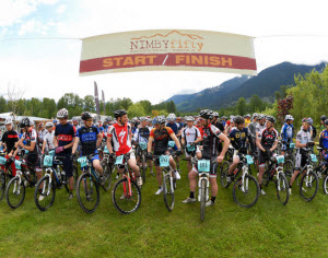 Nimby Fifty Mountain Bike Race Pemberton