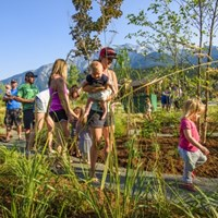 New Children's Park Opens in Pemberton