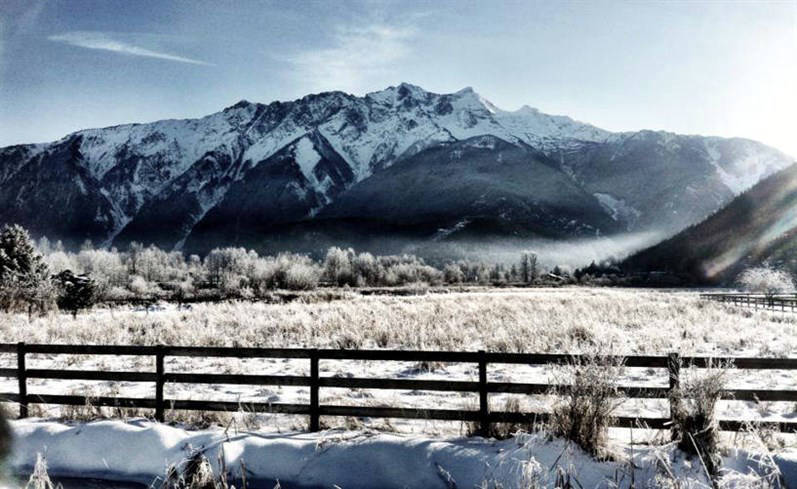 Mt Currie Pemberton Winter