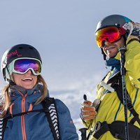 In Pemberton Mount Currie Delights, Blackcomb Full of Smiles