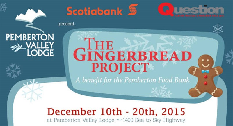 Pemberton Gingerbread 2015
