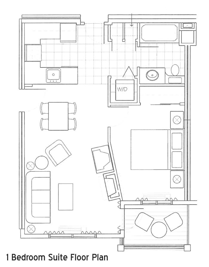 Pemberton Hotel One Bedroom Suite Pemberton Valley Lodge