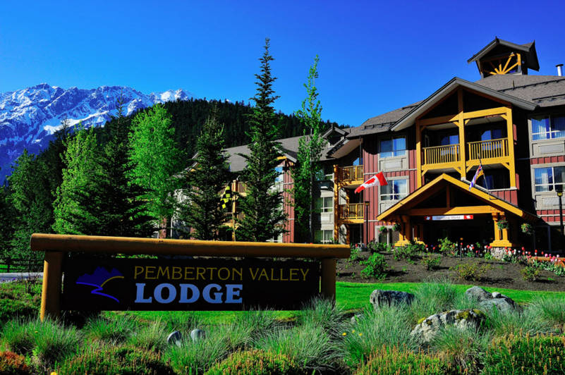 Pemberton Valley Lodge Summer