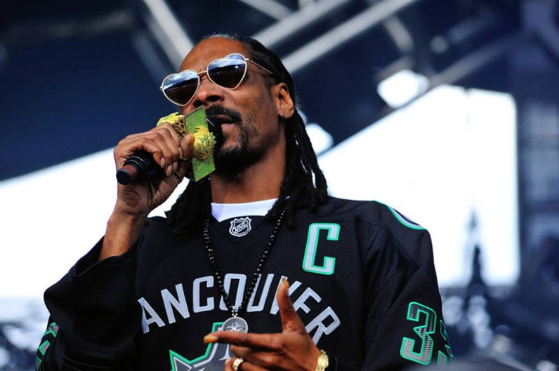 Snoop Dogg Pemberton Music Festival
