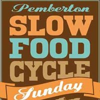 Slow Food Cycle Sunday This Weekend!