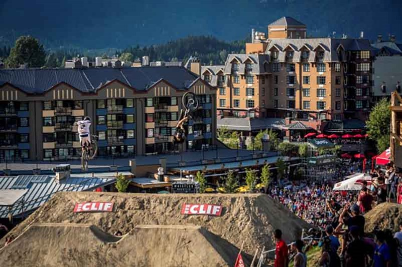 Crankworx Big Air