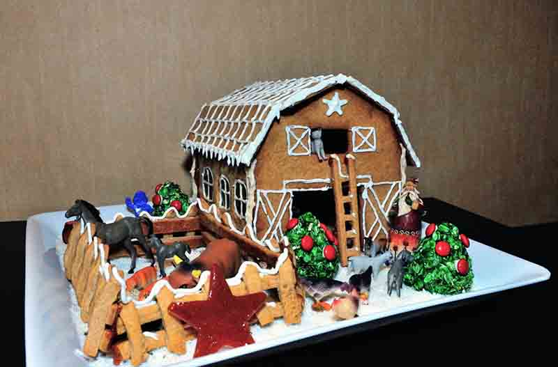 Gingerbread Project Creation