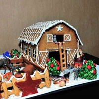 2016 Gingerbread Project - Raising Funds for Pemberton Food Bank