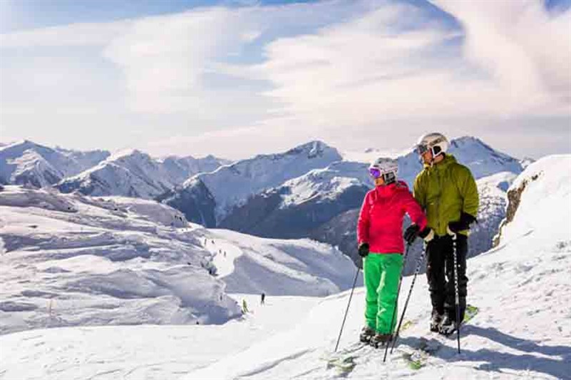 Whistler Blackcomb Skiing Alpine