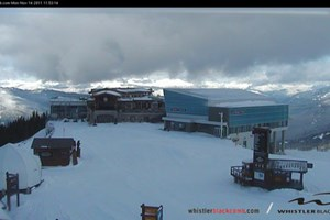 Whistler Blackcomb set to open on November 18th
