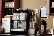 Coffee Bar in Lobby