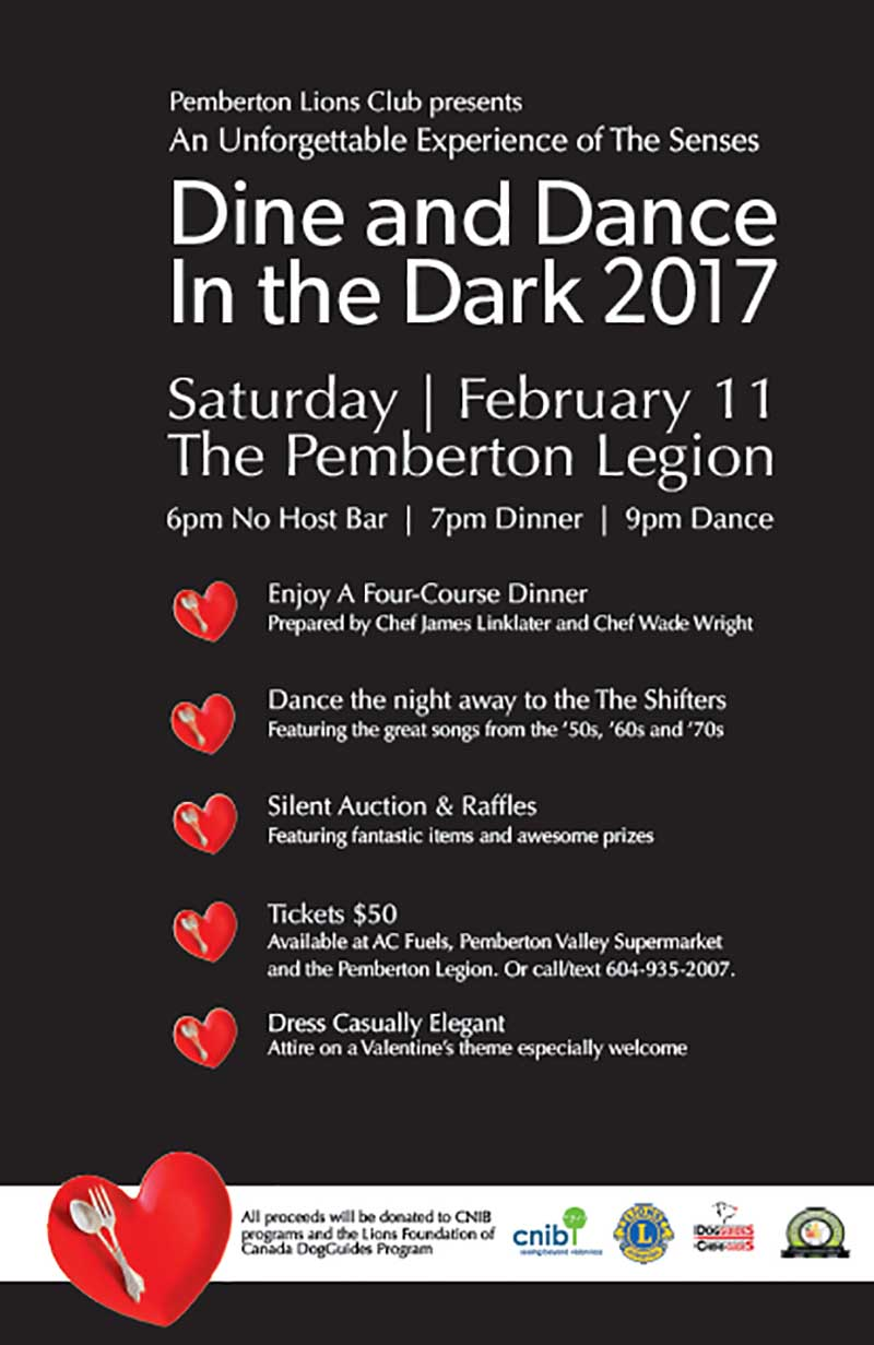 Dine And Dance - Lions Club Event