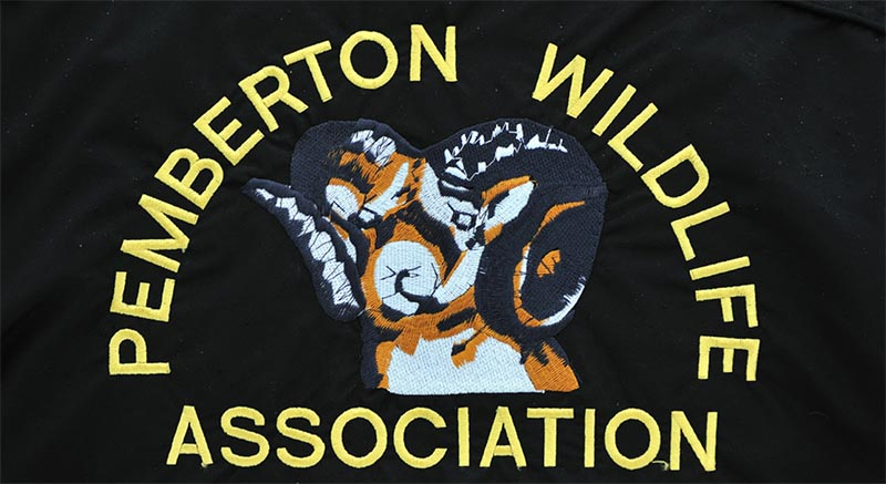 Pemberton Wildlife Association Logo