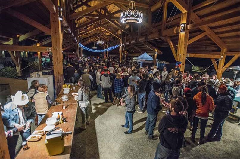 Pemberton Barn Dance - Bar