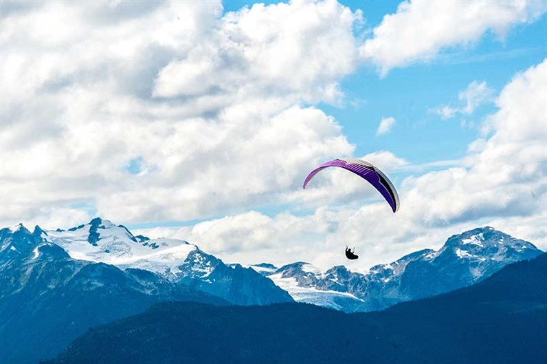 Canadian Paragliding Nationals 2017 - 2