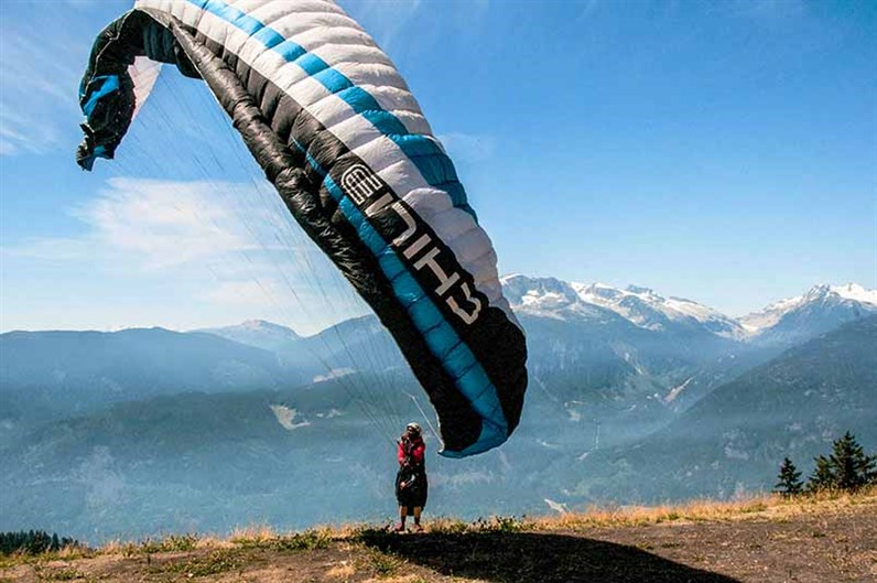 Canadian Paragliding Nationals 2017 - 4