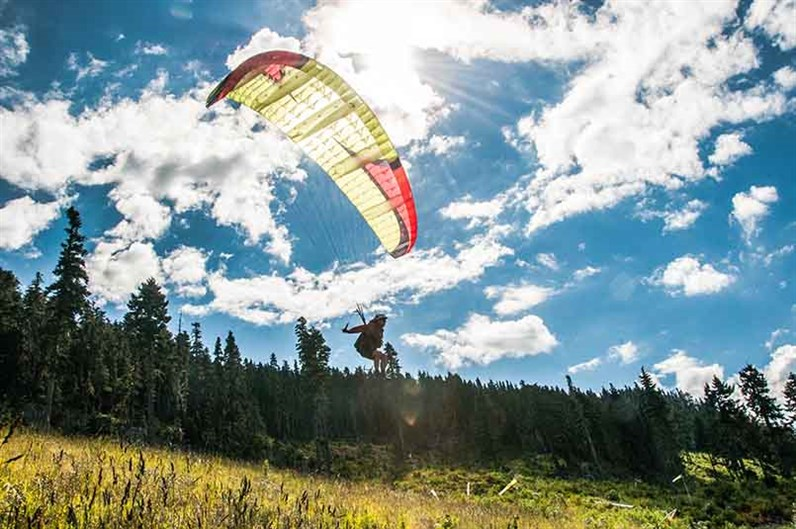 Canadian Paragliding Nationals 2017 - 5
