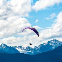 Canadian Paragliding Nationals 2017 In Pemberton