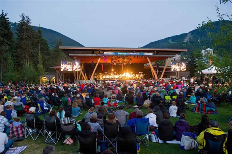 Whistler Free Concert Series