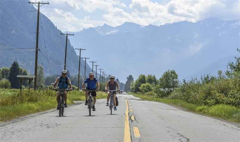 Pemberton Slow Food Cycle 2017 -1