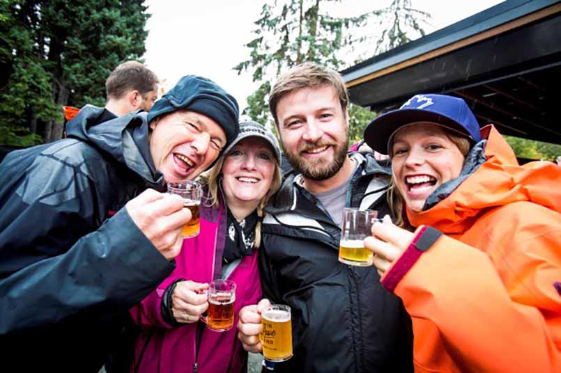 Whistler Village Beer Festival - Visitors